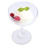 バニラアイス / 柚子シャーベット