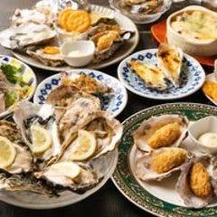 魚介イタリアン×チーズ UMIバル 新宿店 コースの画像