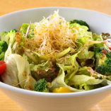 季節野菜のガーデンサラダ