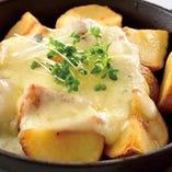 とろとろチーズのポテトグリル