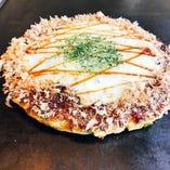 チーズかけ焼(イカ/肉)