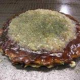 にんにくもりもり焼(イカ/肉)