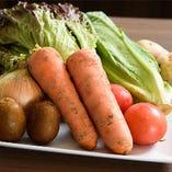 千葉県産の食材を使った料理を堪能。