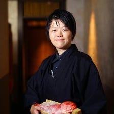 生涯料理人「前田」が作る真心の味