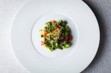 古典×現代を融合した野菜フレンチ