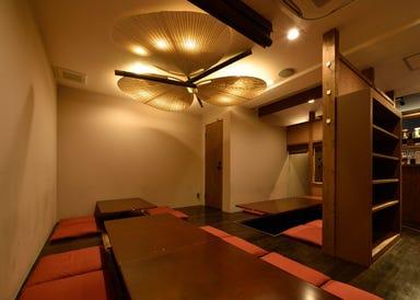 博多串焼と刺身 ココロザシ  店内の画像