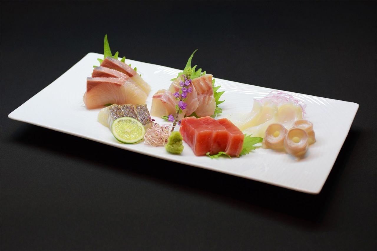 鮮魚 醤油