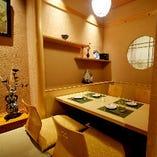 札幌駅から徒歩2分の読売北海道ビル2Fにある全席個室居酒屋です