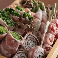 野菜串・各種