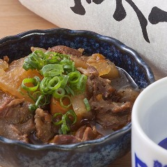韓国風 牛スジ煮込み