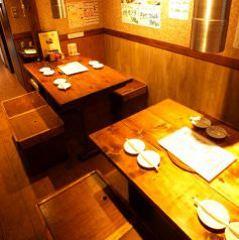 黒毛和牛食べ放題 縁(エン) 新宿歌舞伎町店 店内の画像