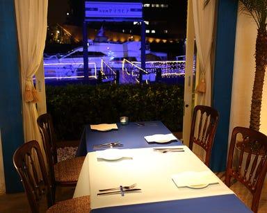 船にも乗れるレストラン キャプテンズワーフ 天王州アイル こだわりの画像