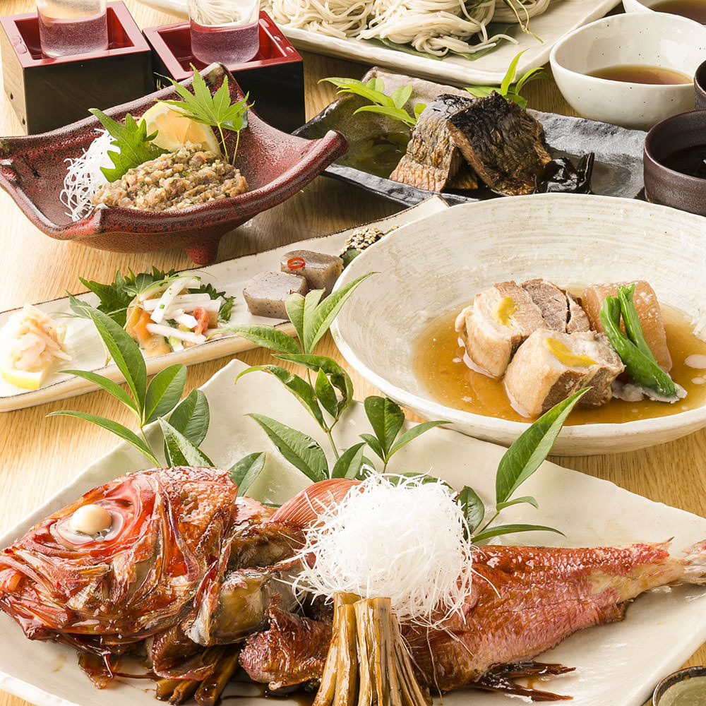 个室居酒屋×创作和食 北彩亭(ほくさいてい) 札幌驿前店