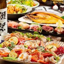 旬の海鮮料理をご用意!