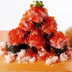 『人気』こぼれ巻き寿司