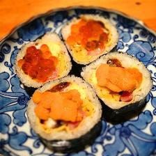 創作寿司の海宝巻