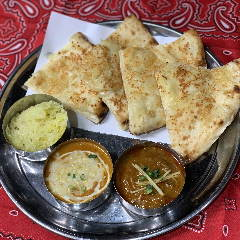 ブッダム インド・ネパール料理店