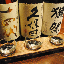 【銘酒】日本全国の希少銘柄をご用意