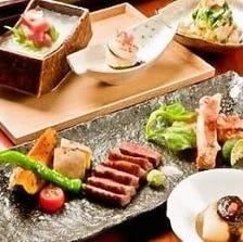 【接待・会食】会席料理を味わう