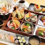 【法事御膳】 故人を偲ぶ大切な日にふさわしい料理をご提供