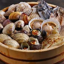 目利きが選んだ新鮮魚介・干物