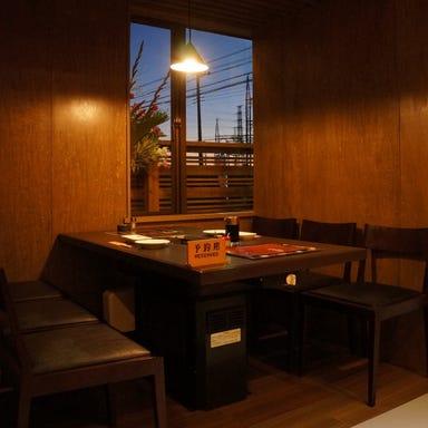 焼肉 サラン  店内の画像