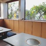 個室利用も可能な座敷席(3~12名様)