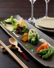 創作料理と京野菜のびすとろ KIZANO