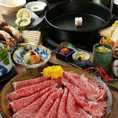 焼肉しゃぶしゃぶ 石田屋。北野坂店