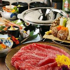 烧肉しゃぶしゃぶ 石田屋。北野坂店