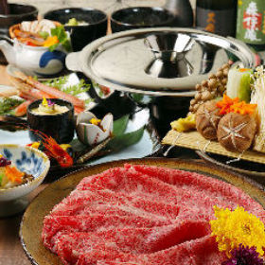 燒肉しゃぶしゃぶ 石田屋。北野阪店