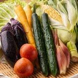 特選 野菜盛り合わせ