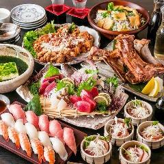 寿司居酒家 海福 天王町店