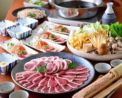 肉料理も充実♪あえて和だしで勝負! 今季は味鍋もご用意♪