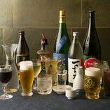 ◆品質の良いお酒を沢山!しかも色々呑みたい♪