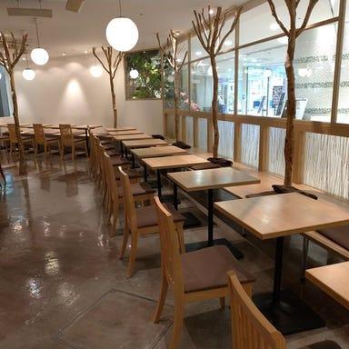 甘味茶屋 七葉 新越谷ヴァリエ店 店内の画像
