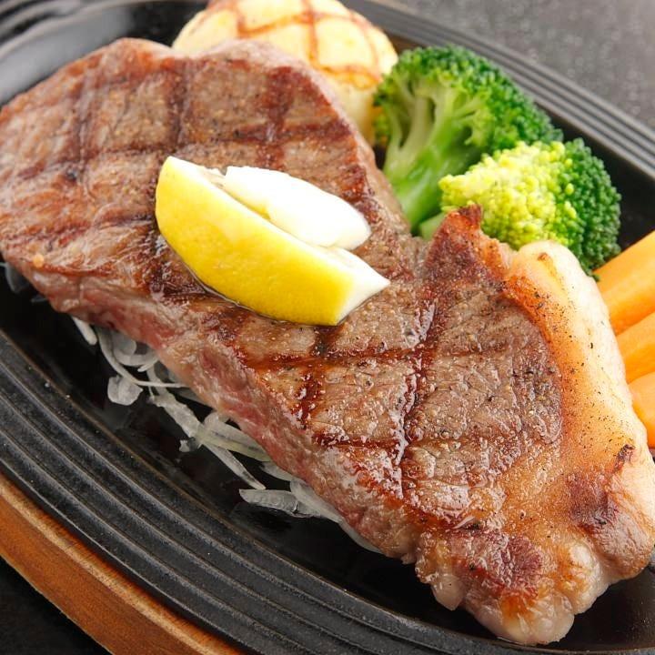 にいむらの黒毛和牛ステーキ