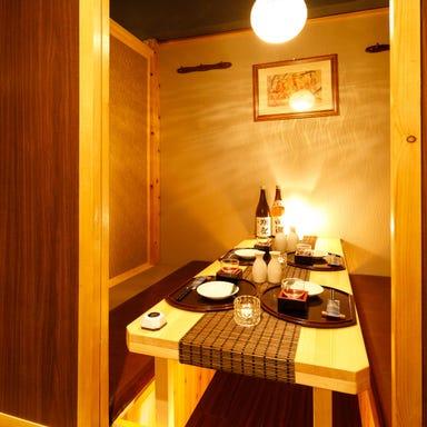 絶品串料理と個室居酒屋 串楽(くしらく)錦糸町本店 店内の画像