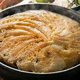 サクサク&もちもち! 肉の旨味と野菜の甘みが広がる絶品!
