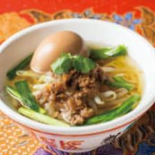 担仔麺(ターミィ)or 担米粉(タービーフン)
