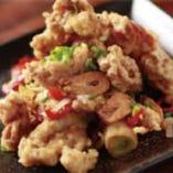 塩酥鶏(シェスジー)