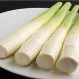 ゆでマコモ竹(4本)