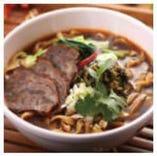 牛肉麺(ニュウロウメン)