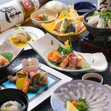 琵琶湖の畔 彦根で味わう四季の美味