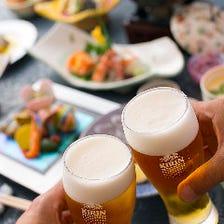 〈飲み放題付〉懐石宴会コース【税込6,000円コース】本格懐石料理をご宴会でもお楽しみください