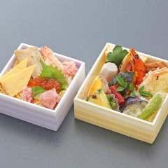 ほのか弁当 ちらし寿司