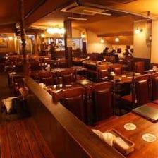 ドイツ老舗のビアレストラン