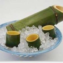 石焼の味を引き立てる日本酒