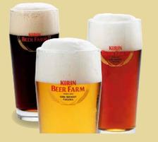 ビール工場直送の生ビール