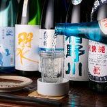 [季節の日本酒入荷] 売切御免の季節酒をご用意しています!